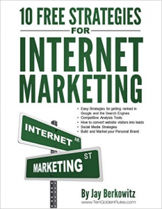 internet marketing book by Jay Berkowitz